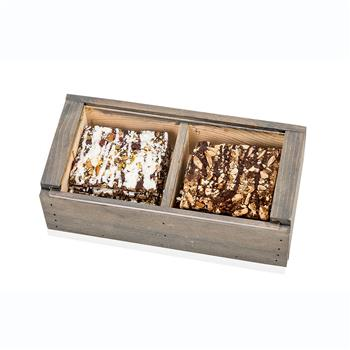 Custom Gourmet Wood Box-M