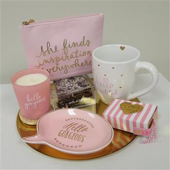 Hello Beautiful Gift Set