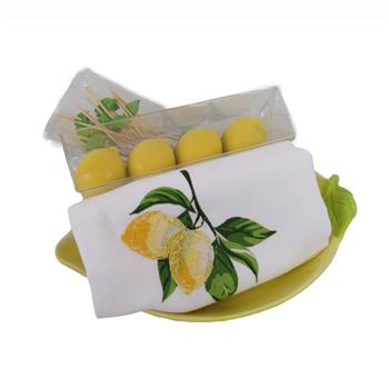 Lemon Gift Tray