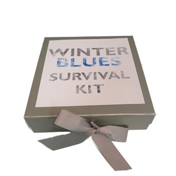 Winter Blues Survival Kit M