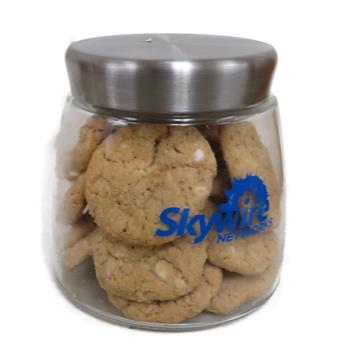 Promotional Cookie Jar Stainless