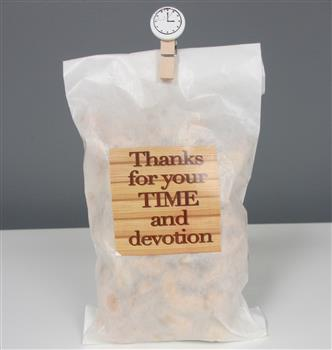 Thank You Nuts Bag